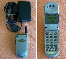 Original Motorola V3688 flip GSM Mobile Phone. (v moto v60 v66 v3690 StarTac)