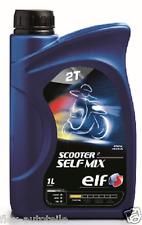 Elf Scooter 2 self-mix expert 2T 2-takt-motoröl Huile de mélange 1L scooter