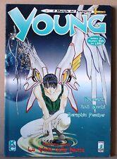 Young il mensile del fantstico 19 - dicembre 1995 - la valle della notte -