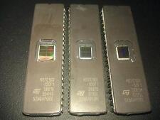 2pcs M27C160-100F1 M27C160 27C160 16M EPROMs