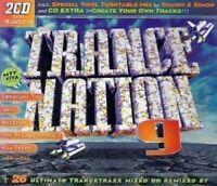 Trance Nation 09 (1996) Emmanuel Top, Jens, Nostrum, Blu Peter.. [3 CD]