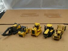 dcp misc. construction equipment loads for trailers as is 1/64. lot#4