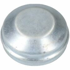 Replacement 70mm Metal Wheel Hub Cap Trailer Bearing Dust Grease Cover