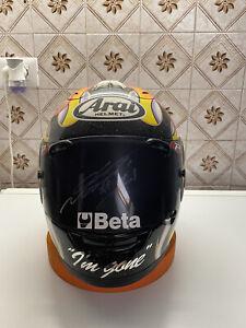 casco arai rx7 ORIGINALE Nori Haga Anno 2000