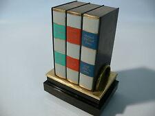 SPIELUHR Spieldose RUSSLAND Bücherregal Buch Musik 1957 DDR Zigarettenspender OK