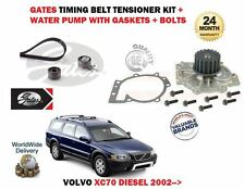 FOR VOLVO XC70 2.4 DIESEL D3 D4 D5 2002--> TIMING CAM BELT & WATER PUMP KIT