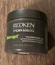 Redken For Men Disrupt Remodeling Fiber Gum 4.6 oz