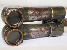 WWII trench / decigrades binoculars Carl Zeiss Jena 10x ww1, ww2, foot artillery