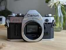 Canon AE-1 Body only. Shutter is stuck for Spares of Repairs