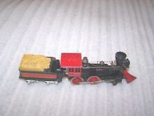 VINTAGE MANTUA 0-4-0 OLD TIME STEAM ENGINE & TENDER