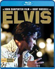 ELVIS New Sealed Blu-ray 1979 Kurt Russell John Carpenter Presley