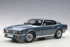 Aston Martin V8 Vantage (1985) in Chichester Blue (1:18 scale by AUTOart 70223)