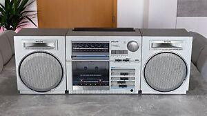 Philips D-8438 Compact Compo Stereo Radiorecorder Ghettoblaster Boombox
