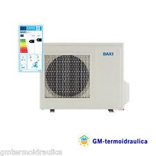 Pompa di Calore Refrigerante Inverter Chiller Baxi PBM-i + 6 5,86 kW Classe A++