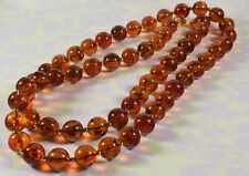 Lovely Vintage Joan Rivers Faux Amber Necklace