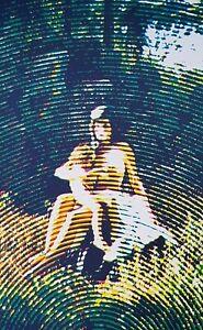 ALAIN JACQUET Original Farbserigrafie handsigniert 1966 Madonna, Heiligenbild