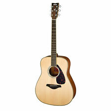 Yamaha FG740 SFM Acoustic Guitar - Natural Finish