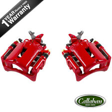 Rear Red Coated Brake Caliper For Ford Thunderbird S Type Lincoln Ls Fits Jaguar