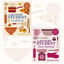 Charlotte Pike Collection 2 Books Set (The Hungry Student Cookbook) New Pack