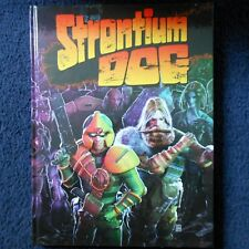 Strontium Dog 2000 AD Mongoose Traveller Roleplaying Game Rule Book RPG MGP10002