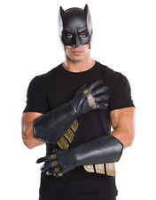 Batman V Superman Batman de caballo Guantes, para hombre, edad 14+