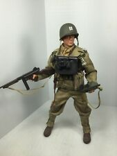 1/6 Custom Dragon US 29th Div Capt. D Day Omaha Beach Thompson +Colt DID BBI WW2