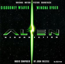 Original Soundtrack CD - ALIEN 4 Resurrection - JOHN FRIZZELL - OST 1997