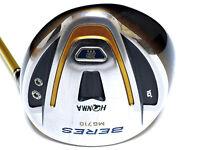 Golf Clubs Driver HONMA BERES MG710 460cc Titanium Flex-R Loft-10 3-star, Rare!!