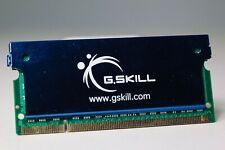 G.Skill DDRII 2GB So-Dimm(F2-6400CL5S-2GBSK) w/ heatsink