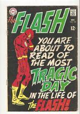 Flash 184 (Dec 1968) VG+ 4.5