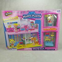 Shopkins Happy Places Happy Home Play Set | New in Box | Puppy Parlor Petkins