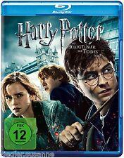 Harry Potter und die Heiligtümer des Todes 7.1 Blueray Disc Neu+in Folie(605H)!
