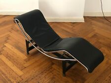 Le Corbusier LC4 Liege Chaise Lounge Nachbau made in Italy