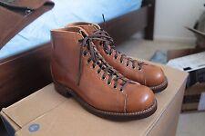 Brand new Julian Monkey Boots size 9 (Maker of rrl)