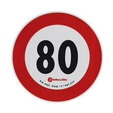 Limite Velocità 80km/h