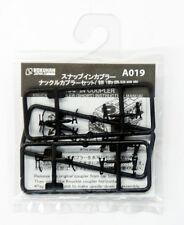 Rokuhan A019 Snap in Coupler Knuckle Coupler (Short) 6 set (1/220 Z Scale)