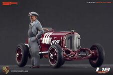 1/18 Ferdinand Porsche racing VERY RARE!!! figures for 1:18 911 356