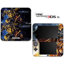 Transformers Bumblebee for New Nintendo 3DS XL Skin Decal Cover