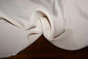 2.5M 'NUDE PINK' Rib Combed 100% Cupra Suiting Fabric