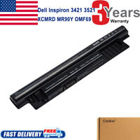 14.8V 40WH XCMRD Battery For Dell Inspiron 15R-5521 15 3521 14 N3421 5421 FAST