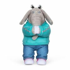 """Sing Movie Motion Picture Plush Meena Soft Cuddly Kid Toys Fluffy 14"""" Stuffed"""