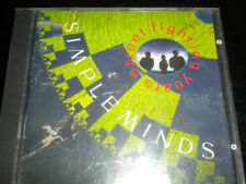 CD de musique new wave, Simple Minds, sur album