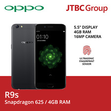 New OPPO R9s Dual Sim 4G LTE 64GB 16MP VOOC Factory Unlocked Android Phone