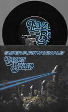 "Super Furry Animals - Lazer Beam  - 7""  VINYL"