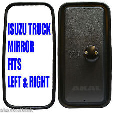 ISUZU TRUCK Mirror NKR / NPR / NQR / NHR  FITS LEFT & RIGHT non heated Mirror x1