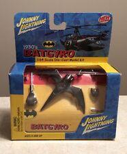 Johnny Lightning Batman Batgyro 1930's Diecast 1:64 Model Kit New 2002