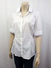 3/4 Arme Damenblusen,-Tops & -Shirts mit Klassischer Kragen und Stretch für Freizeit