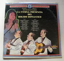 vvaa BOLERO ROMANTICO historia musica popular mexicana V 2LP SEALED MC-1125/26