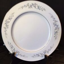 "Vintage ""Forget Me Not"" China Japan Dinner Plate - Only 1 - Free Ship!"