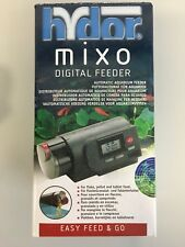 HYDOR MIXO AUTOMATIC AQUARIUM DIGITAL FEEDER